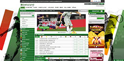 Betaland scommesse sportive online homepage