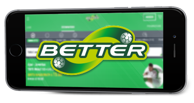 Better scommesse app Android e iOS