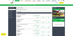 Pagina scommesse live Better
