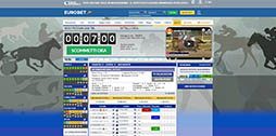 pagina scommesse ippica con live streaming
