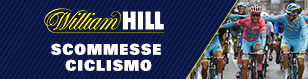 scommettere su Giro d'Italia a William Hill