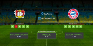 Consigli per Leverkusen vs Bayern: sabato 6 giugno 2020 - Bundesliga