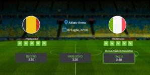 Consigli per Belgio vs Italia: belgio-italia-02-luglio-2021 - Euro 2020