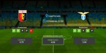 Consigli per Genoa vs Lazio: domenica 23 febbraio 2020 - Serie A