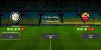 Consigli per Inter - Roma: venerdì 06 decembre 2019 - Serie A