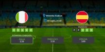Consigli per Italia vs Spagna: martedì 6 luglio 2021 - Euro 2020