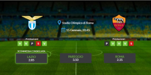 Consigli per Lazio vs Roma: venerdì 15 gennaio 2021 - Serie A