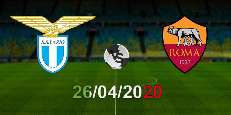 Domenica 26 Aprile 2020 andrà in scena un derby di Roma