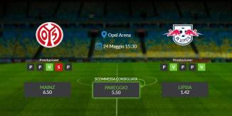 Consigli per Mainz vs Lipsia: domenica 24 maggio 2020 - Bundesliga