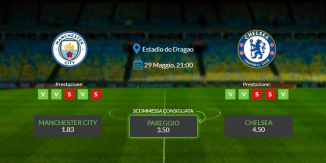 Consigli per Manchester City vs Chelsea: sabato 29 maggio 2021 - Finale