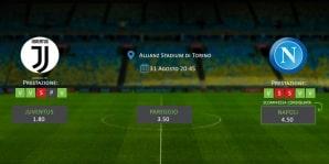Juventus vs Napoli scommesse sulla Seria A 2019