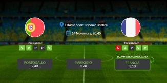 Consigli per Portogallo vs Francia: sabato 14 novembre 2020 - Nations League