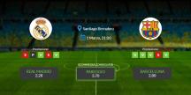 Consigli per Real Madrid vs Barcellona: domenica 01 marzo 2020 - LaLiga