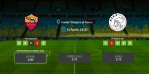 Consigli per Roma vs Ajax: giovedì 15 aprile 2021 - quarti Europa League