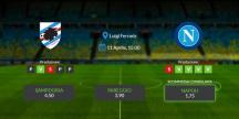Consigli per Sampdoria - Napoli: domenica 21 aprile 2021 - Serie A