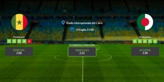 Senegal – Algeria – Coppa d'Africa Finale