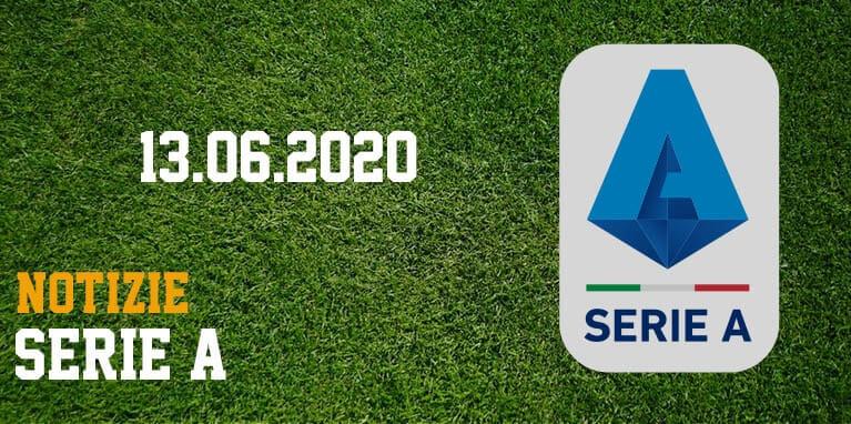Serie A riparte - 13.06.2020