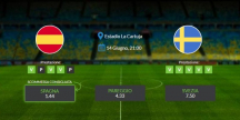 Consigli per Spagna vs Svezia - lunedì 14 giugno - Euro 2020